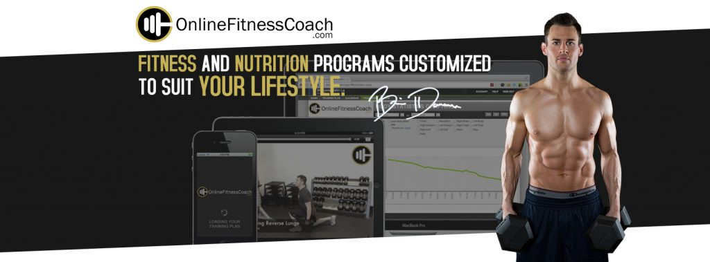 Brian Donovan Online Fitness Coach